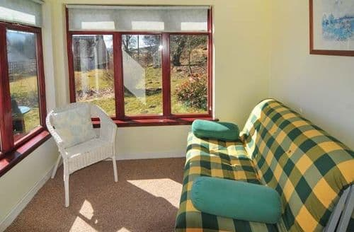 Big Cottages - Excellent Grantown On Spey Cottage S9689