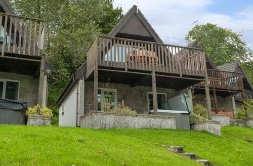 Last Minute Cottages - Charming Gunnislake Lodge S39615