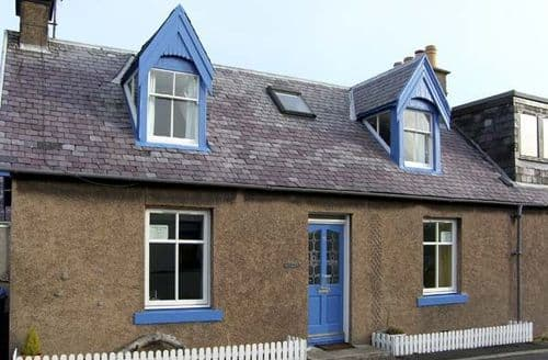 Big Cottages - Quaint Eyemouth Rental S5161