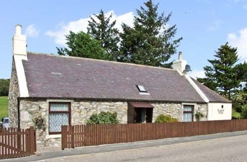 Last Minute Cottages - Luxury Keith Cottage S5310