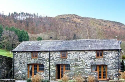 Big Cottages - Exquisite Tywyn Barn S5363
