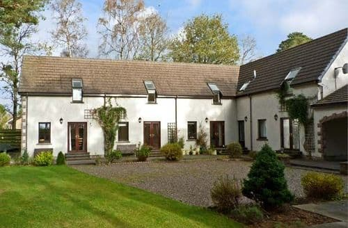 Last Minute Cottages - Superb Newtonmore Cottages S5365