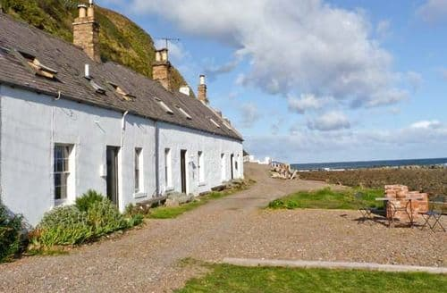 Big Cottages - Adorable Eyemouth Cottage S5398
