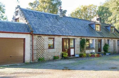Last Minute Cottages - Stunning Alness Cottage S5443