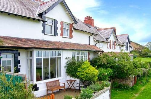 Last Minute Cottages - Adorable Penmaenmawr Glas S5465