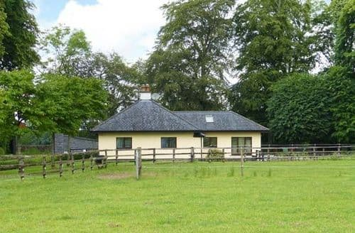 Last Minute Cottages - Gorgeous Kilmallock Lodge S9133