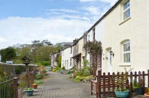 Last Minute Cottages - Gorgeous Grange Over Sands Cottage S3843