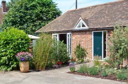 Last Minute Cottages - Splendid Canterbury Cottages S3859