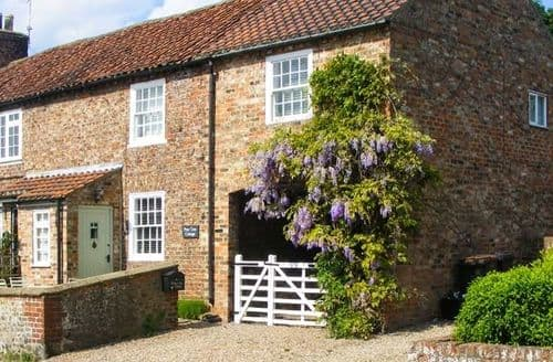 Last Minute Cottages - Delightful Great Ouseburn Cottage S3933
