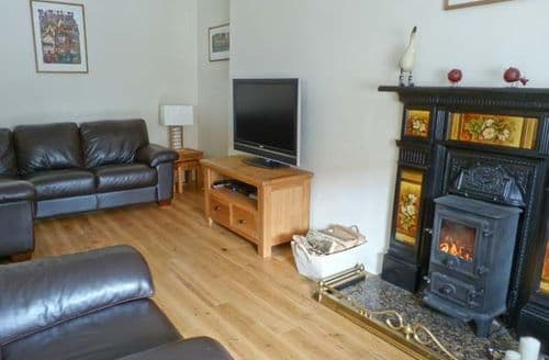 Big Cottages - Gorgeous Anstruther Rental S5765