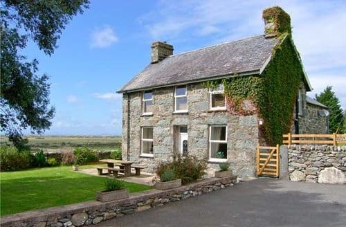 Big Cottages - Charming Dyffryn Ardudwy Rental S5769