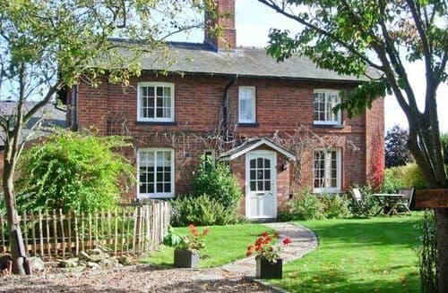 Big Cottages - Adorable Woodhall Spa Cottage S2651