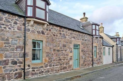 Big Cottages - Adorable Buckie Rental S5953