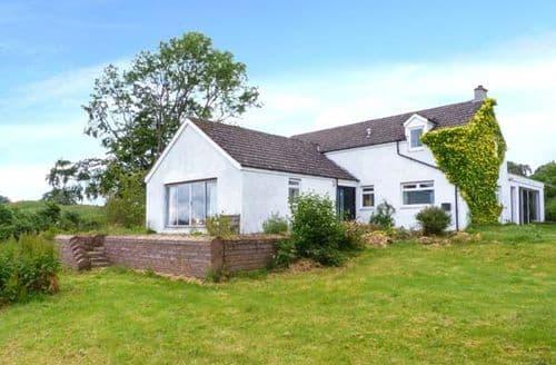 Big Cottages - Delightful Kirriemuir Cottage S6858