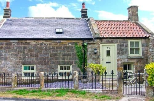 Last Minute Cottages - Beautiful Aislaby Cottage S9517
