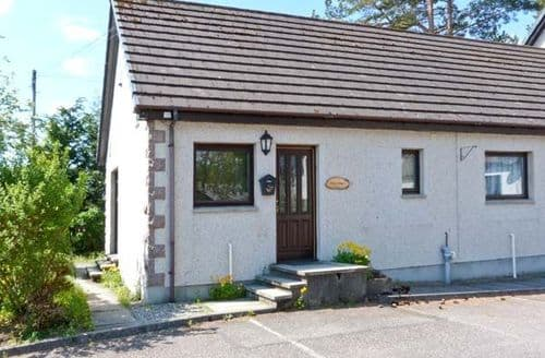 Last Minute Cottages - Gorgeous Newtonmore Cottage S6155