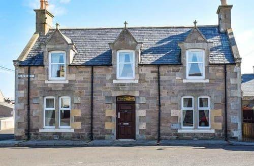 Big Cottages - Excellent Findochty Rental S26084