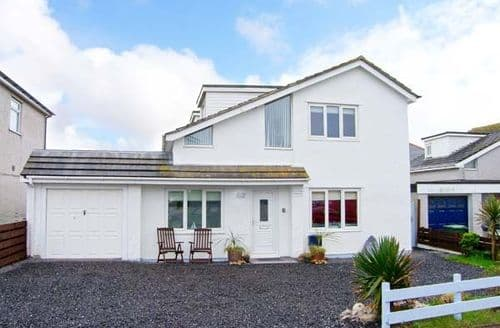 Big Cottages - Tasteful Rhosneigr Ddewin S6370
