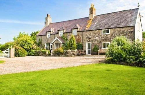 Big Cottages - Charming Pwllheli Newydd S6406