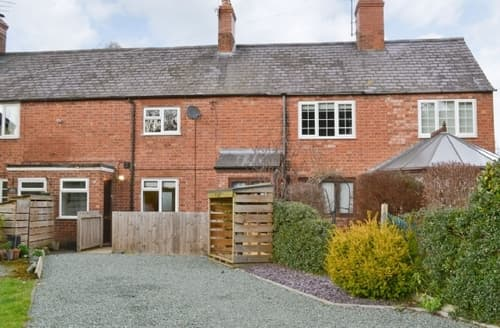 Last Minute Cottages - Gorgeous Church Stretton Cottage S16762