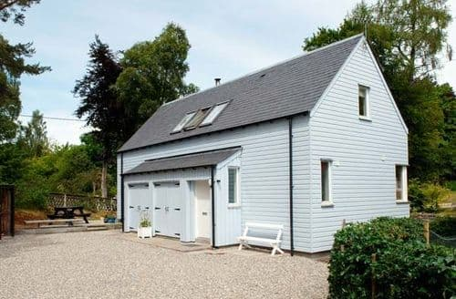 Last Minute Cottages - Lovely Newtonmore Rental S6513