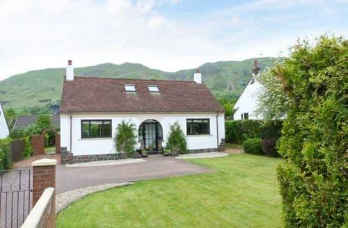 Last Minute Cottages - Gorgeous Tillicoultry Cottage S6553