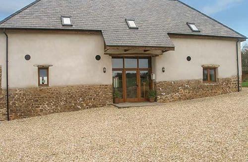 Big Cottages - Bedport Barn