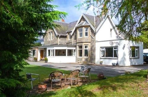 Last Minute Cottages - Exquisite Newtonmore Cottage S57378