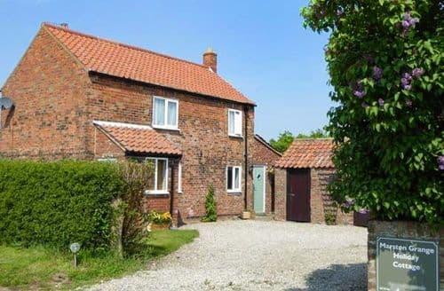 Last Minute Cottages - Gorgeous Hutton Wandesley Cottage S9591