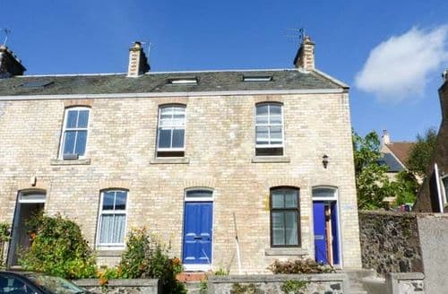 Last Minute Cottages - Cosy Lower Largo Apartment S12925