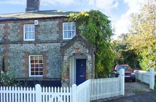 Last Minute Cottages - 3 Station Cottages