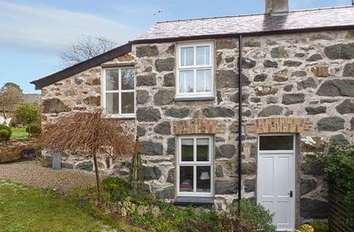 Last Minute Cottages - Wonderful Criccieth Rental S13511