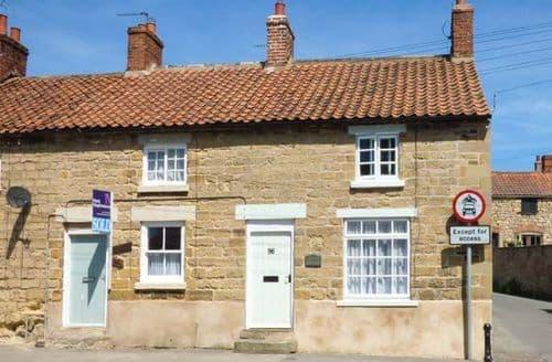 Last Minute Cottages - Lockton Cottage