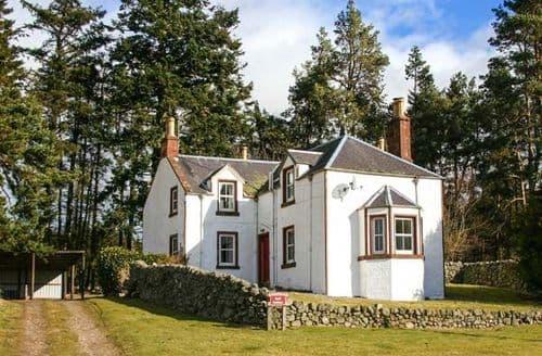 Big Cottages - Gorgeous Glenprosen Rental S25669