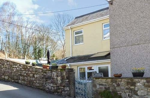 Big Cottages - Splendid Cwmtwrch Rental S26021