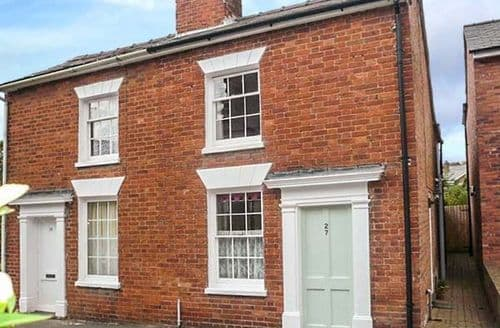 Last Minute Cottages - Charming Ludlow Cottage S44245