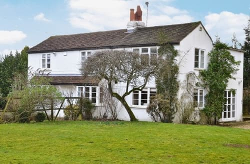 Big Cottages - Attractive All Buckinghamshire Cottage S16877
