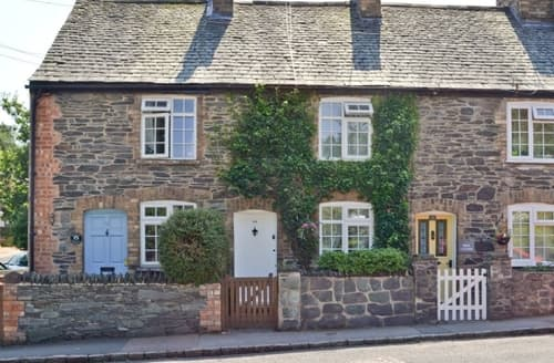 Last Minute Cottages - Superb All Leicestershire Cottage S16880