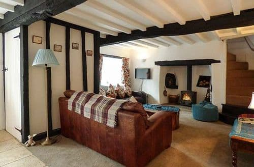 Last Minute Cottages - Exquisite Morchard Bishop Cottage S38120