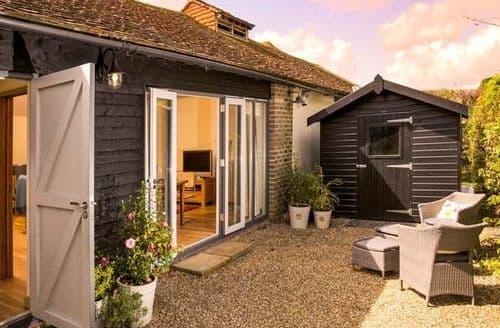 Last Minute Cottages - Exquisite Edenbridge Rental S26687