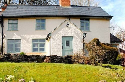 Big Cottages - Cosy Llangunllo Cottage S49777