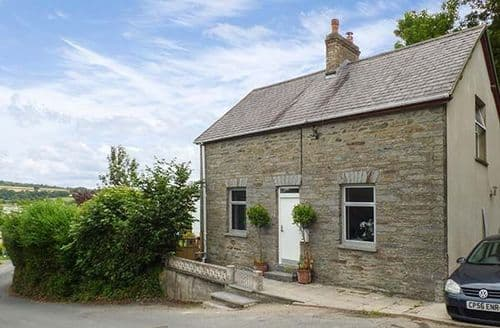 Last Minute Cottages - Troedrhiw Ffinant