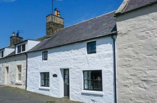 Last Minute Cottages - Lovely Isle Of Whithorn Cottage S76948