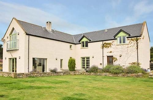 Last Minute Cottages - Luxury Kinloss Cottage S39372
