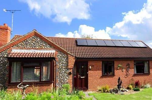 Last Minute Cottages - Luxury Mundesley Cottage S41026