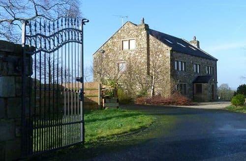 Big Cottages - Lovely Osbaldeston Cottage S43125