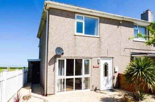 Big Cottages - Attractive Aberffraw Cottage S57366