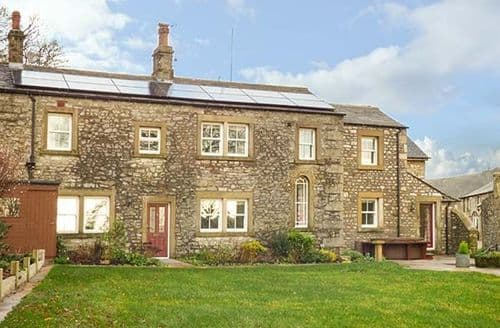 Big Cottages - Inviting Giggleswick Cottage S43492