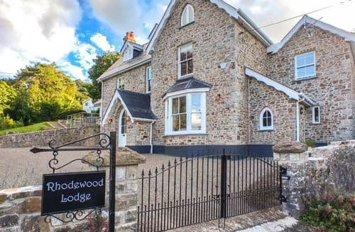 Big Cottages - Delightful Saundersfoot Cottage S58120