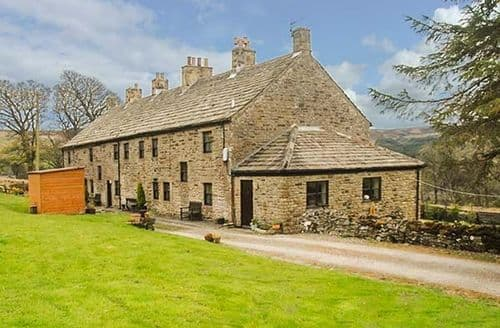 Big Cottages - Charming Allenheads Cottage S43521